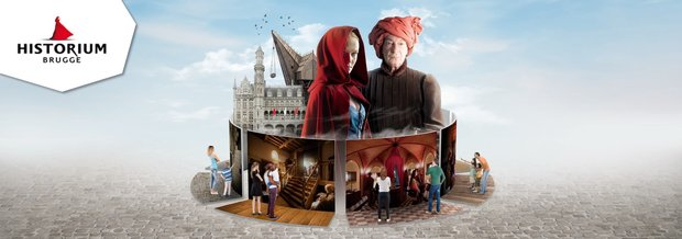 Ontspanning Historium Brugge