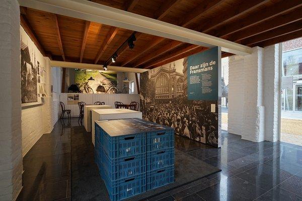 Tentoonstellingen Fransmansmuseum - Seizoenarbeid Frankrijk