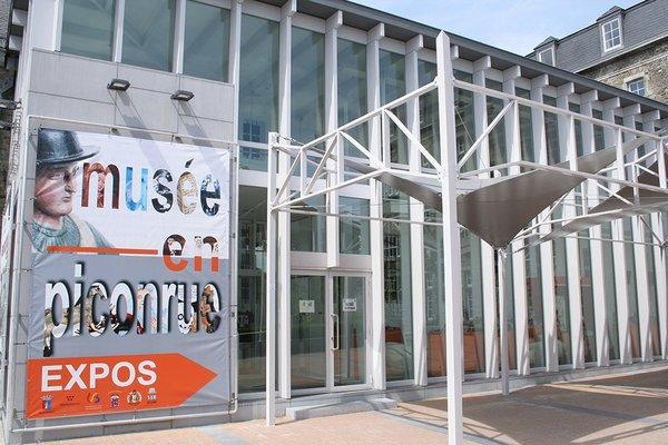 Expositions Piconrue - Musée la Grande Ardenne