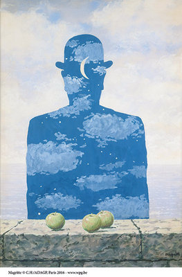 Tentoonstellingen Magritte. Atomium meets surrealism