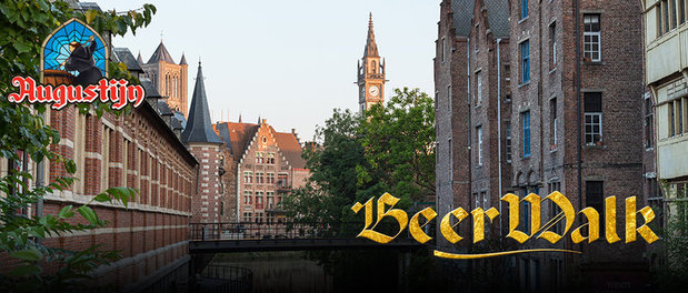 Ontspanning BeerWalk Gent - Stadswandeling & Bierproeverij