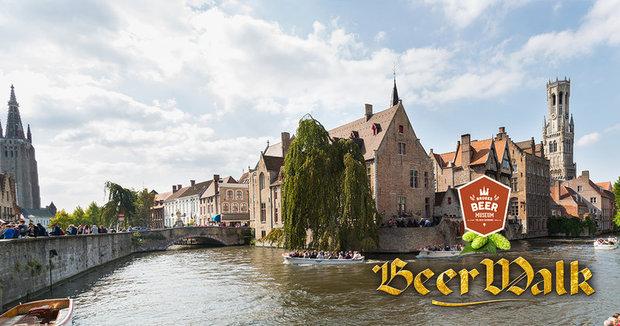 Ontspanning BeerWalk Brugge - Stadswandeling & Bierproeverij