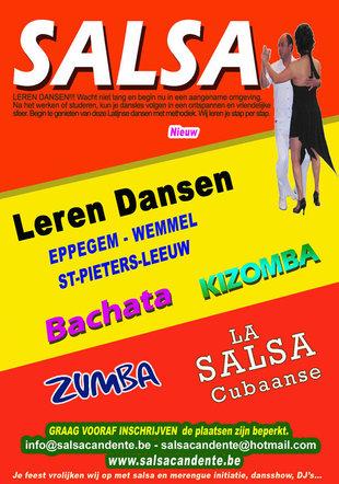Workshops Salsa voor beginners semi gevorderden