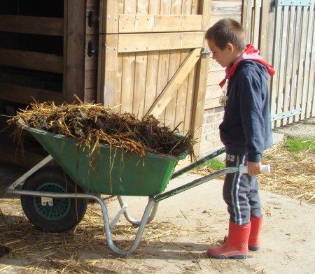 Ontspanning Boerderijbezoek Hoeve Kerst