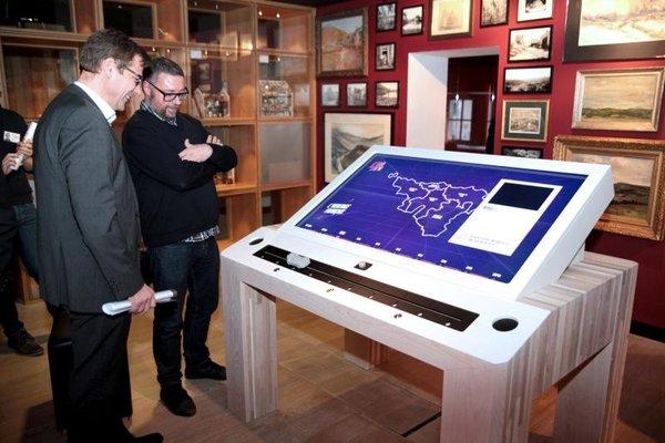 Expositions Le Musée la Wallonne passe numérique