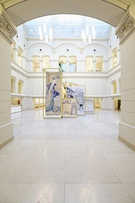 Tentoonstellingen Museum Nationale Bank Belgë