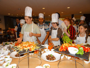 Stages,cours Ateliers la Fondation Paul Bocuse
