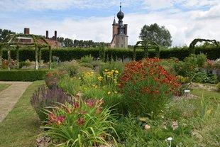 Loisirs Les Jardins Fleuris Château d Havré