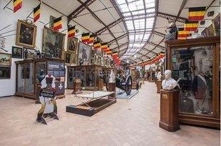 Ontspanning Legermuseum : Geocaching
