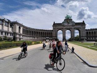 Ontspanning Weekendtour: ontdek Brussel de fiets