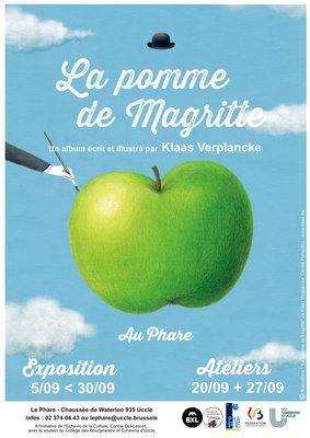 Expositions La pomme Magritte