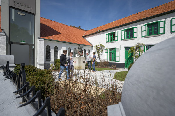 Tentoonstellingen Damiaanmuseum