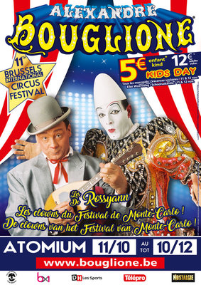 Spectacles Cirque Alexandre Bouglione