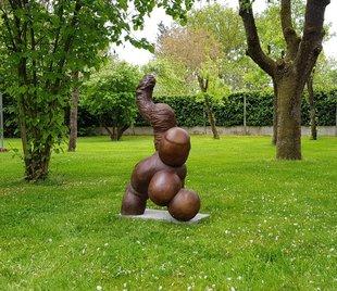 Tentoonstellingen Bezoek kunstenaarswoning beeldhouwer keramist Lucien Gheus