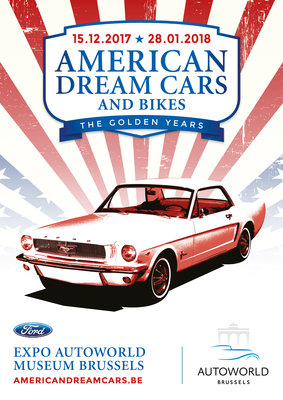 Expositions American Dream Cars & Bikes, Golden Years