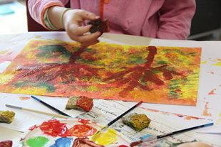 Stages,cours Cours d initiation arts graphiques enfants