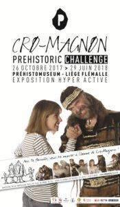 Expositions Le Préhistomuseum vous lance défi : mesurez-vous à l homme préhistorique