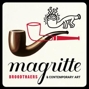 Tentoonstellingen Magritte, Broodthaers & hedendaagse kunst