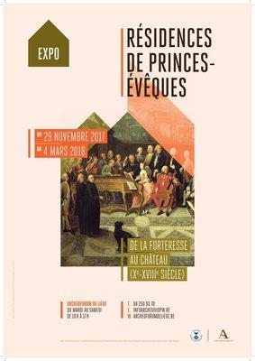 Expositions Résidences princes-évêques. la forteresse château