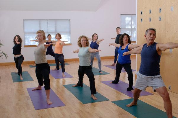 Workshops Holsbeek : Hatha Yogareeks dinsdagavond - tevens geschikt voor starters