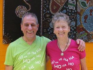 Workshops Lachyoga, Yogalachen Lach-Yoga voor alle leeftijden