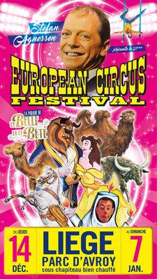 Spectacles Festival cirque europeen