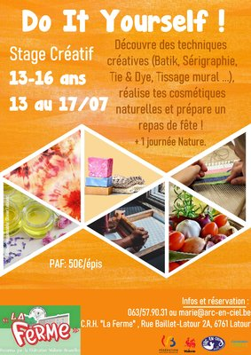 Stages,cours Stage It Yourself