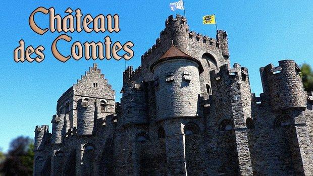 Expositions Château comtes Flandre