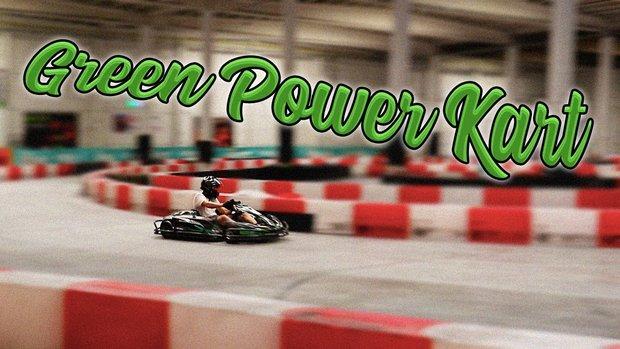 Loisirs Green Power kart
