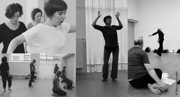 Stages,cours Danse contemporaine - Ateliers adultes