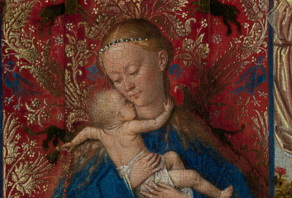 Tentoonstellingen Meesterwerk Eyck toegevoegd  Madonna ontmoet Dulle Griet