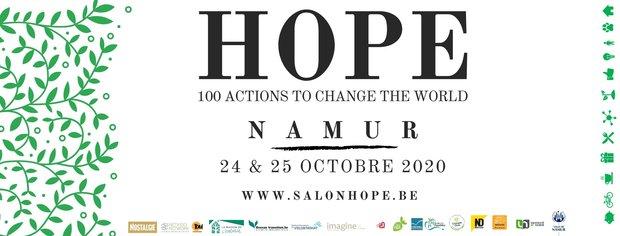 Loisirs Le salon Hope: projets pour changer monde