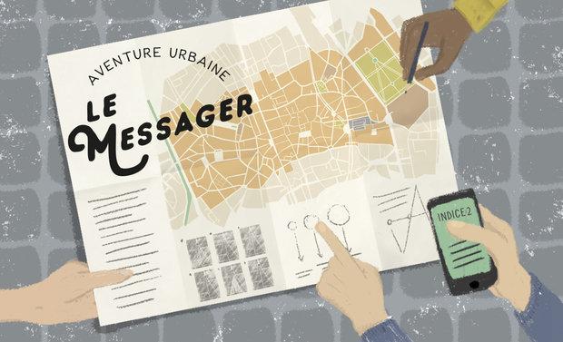 Loisirs Le Messager - l aventure urbaine Omg ! Mapp