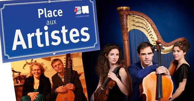 Concerts Concert classique : Tubize fait place Artistes