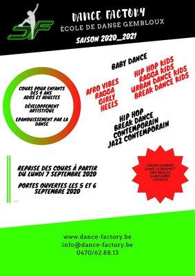 Stages,cours Cours Baby Dance (orienté hop)
