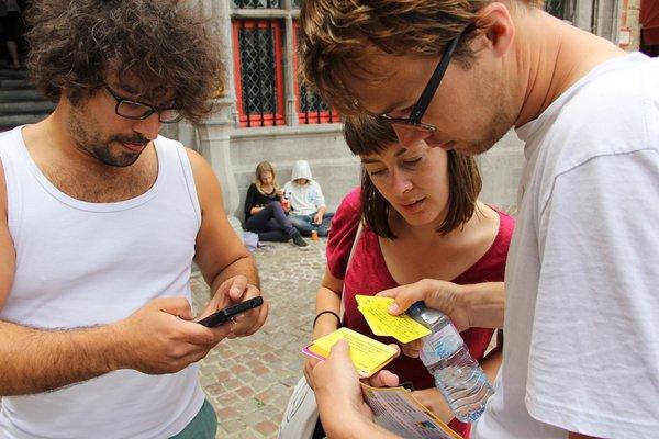 Ontspanning Speel Selfie Citygame: Super Snap