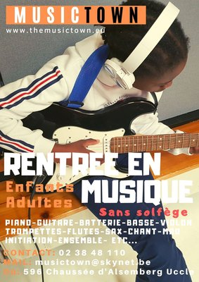 Stages,cours Cours guitare
