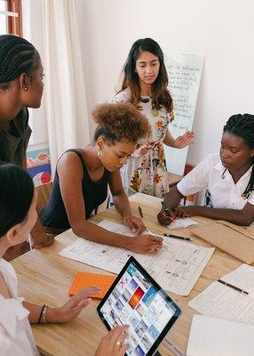 Stages,cours Facilitation groupe: l'art faciliter réunions le travail groupe