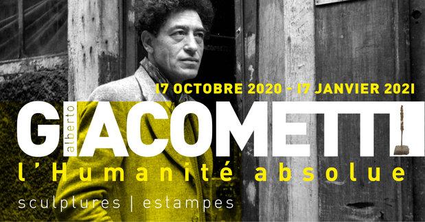 Tentoonstellingen Alberto Giacometti - l Humanité absolue