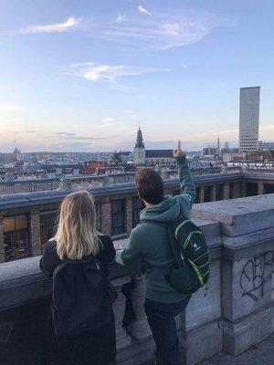 Loisirs Visite guidée (prix libre): Brusseleirs d hier d aujourd hui