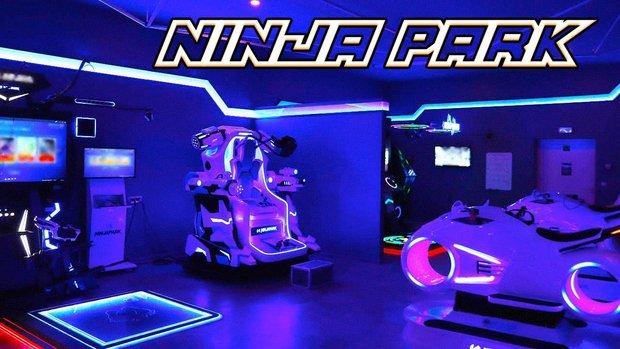 Loisirs Ninja Park