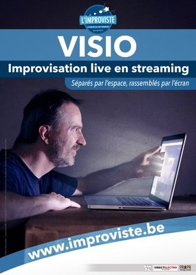 Spectacles Visio - Live streaming