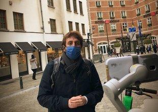 Loisirs Visite guidée Virtuelle : Bruxelles Scène Crimes