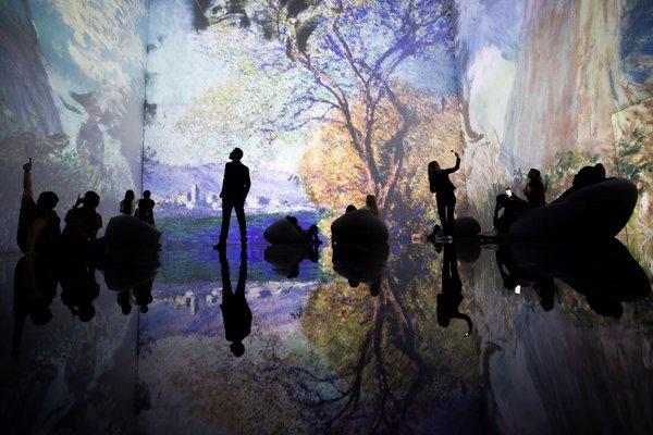 Expositions De Monet à Kandinsky, vers Modernisme