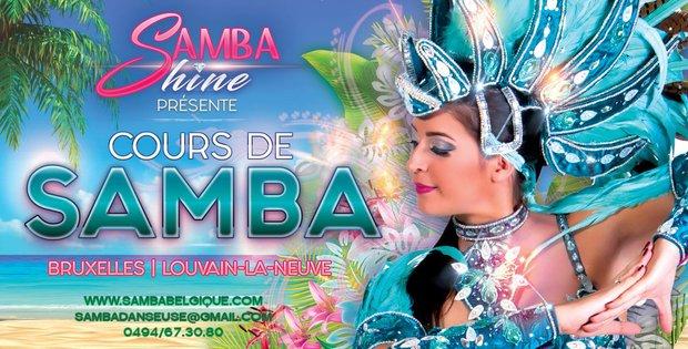 Stages,cours Cours Samba brésilienne