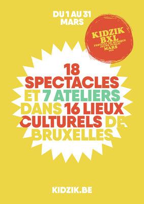 Concerts Kidzik Bruxelles