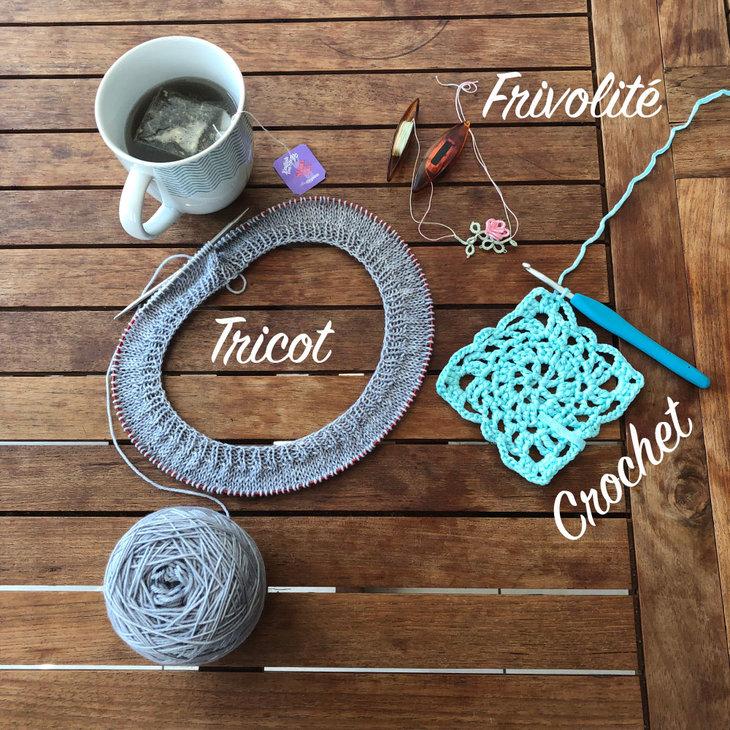 Stages,cours Atelier Café Tricot Thé