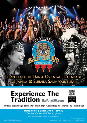 Spectacles Bal Anat - spectacle danses orientales