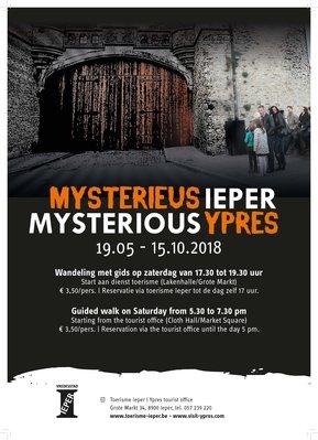 Ontspanning Mysterieus Ieper
