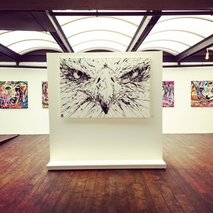 Expositions Patchwork – Exposition collective Street-art